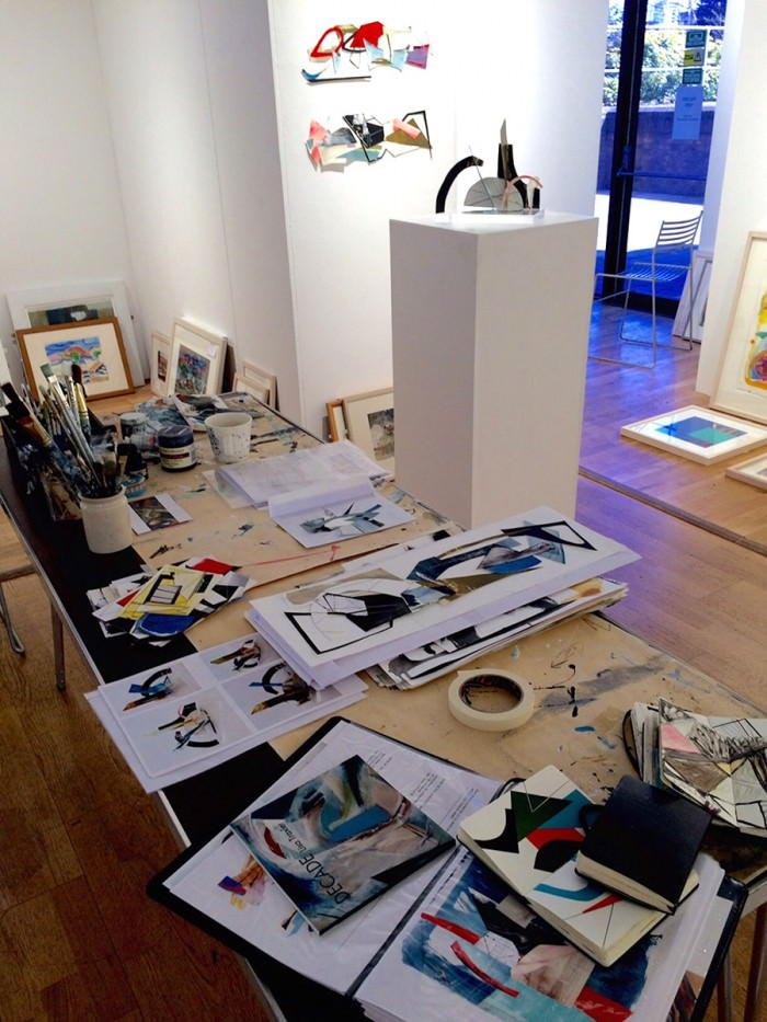 news MEET THE ARTIST Royal Watercolour Society